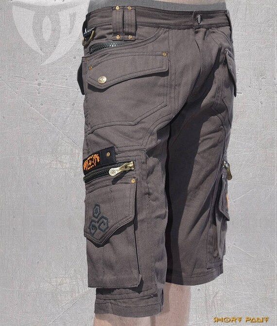 hot-selling official discover latest trends special for shoe Workwear Hipster Pants,Men Short,Tribal,Steampunk,Cargo Pants,Burning  Man,Pocket Pants Christmas Gift For Men.Psy Trance Boho Festival Pants