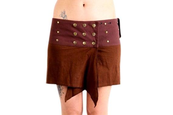 Festival Fairy Elven Goa Rave Psytrance Gypsy Hip Bag Pixie Utility Pocket Belt