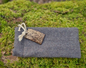 Sunglasses Pouch - Wool