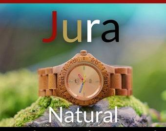 JURA BAM-Boo Watch - Bamboo Strap