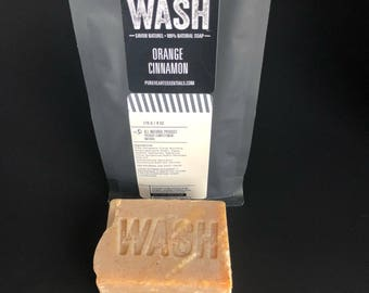 Orange/Cinnamon Soap (Vegan)