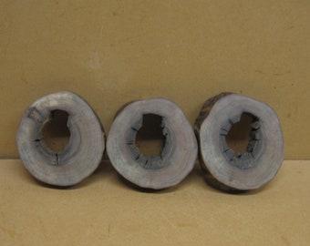 Copper Colander 1970/'s or 1980/'s Porcelain Handles Heart Shaped Holes