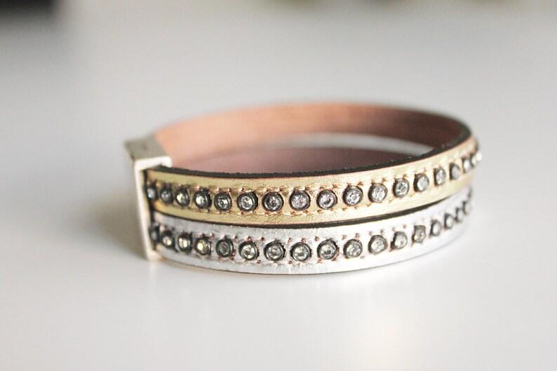 Cheap jewelry Fashion jewelry SILVER BRACELET Kalma Trending now gift GOLDEN bracelet Sale jewelry Kalma jewelry