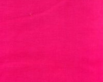 10800 14 Hot Pink Cotton Fabric BTY Free US Shipping Moda Ombre by V/&Co