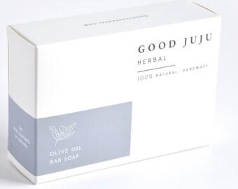 Clay Facial Soap All Natural Vegan Friendly Sensitive | Etsy