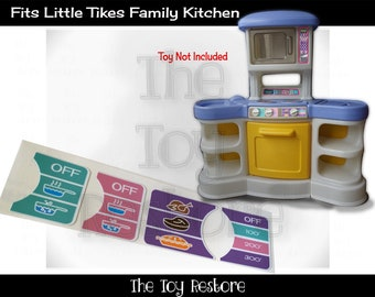 Little Tike Kitchen Etsy