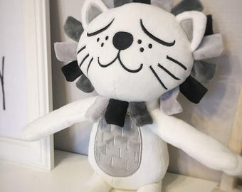 """Soft Toy Lion """"Lionel"""""""