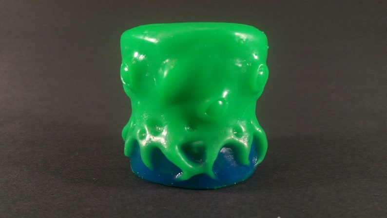 Fantasy Dangus Shaggoth Shot Glass image 0