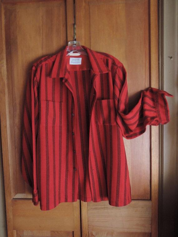 A Dandy Wool Shirt