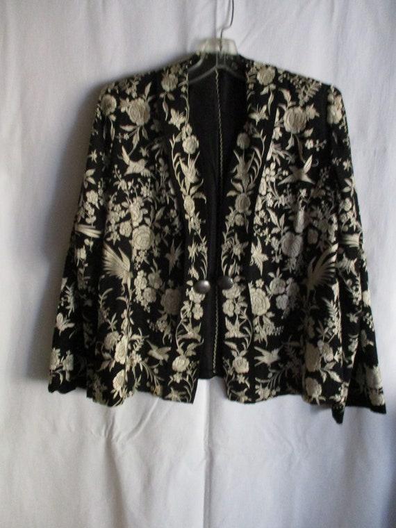 Stunning Chinese Jacket
