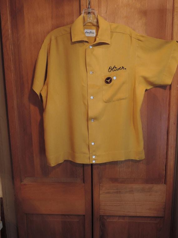 A Dandy Bowling Shirt