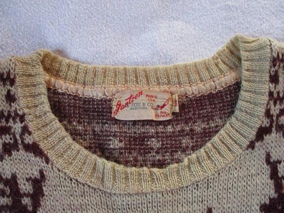Jantzen yuletide Sweater