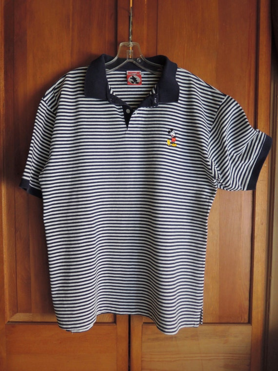 Mickey, Inc. Polo Shirt