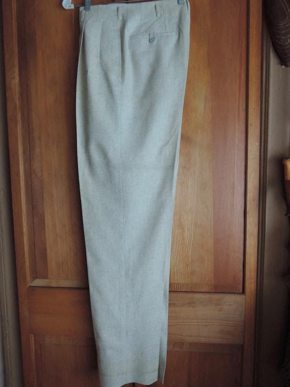 1950's Wool Pants