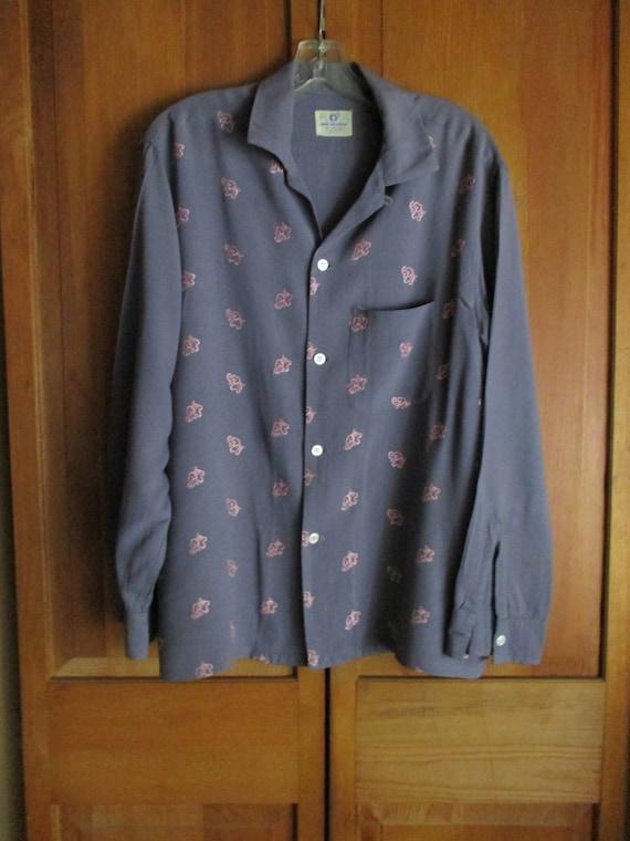 A Van Heusen Shirt