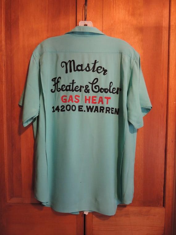 A Great Bowling Shirt