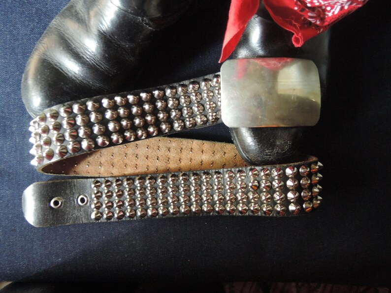 A Masterful Belt