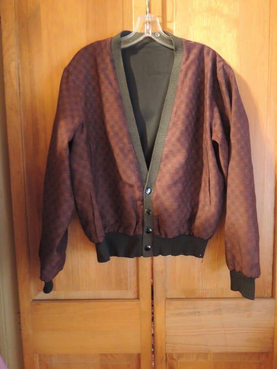 A Reversible Cotton Jacket