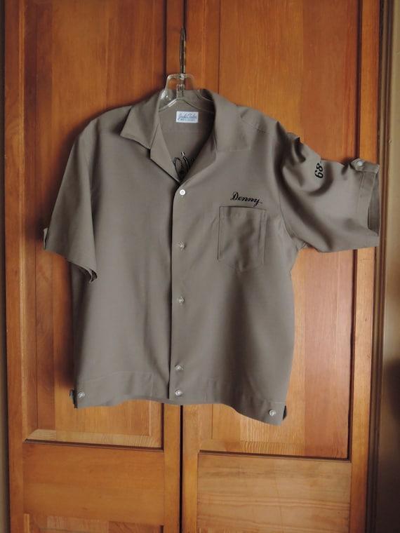 A Robust Bowling Shirt Jac