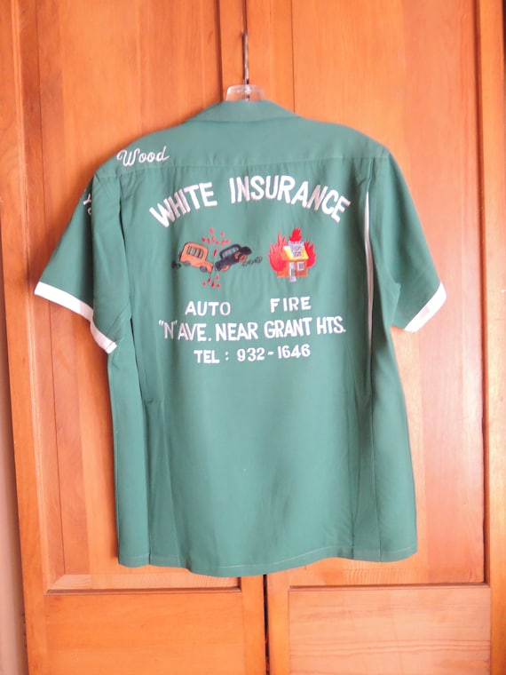 An Imported Bowling Shirt