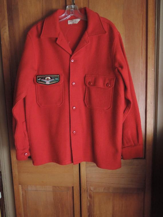 An Historic Shirt Jacket