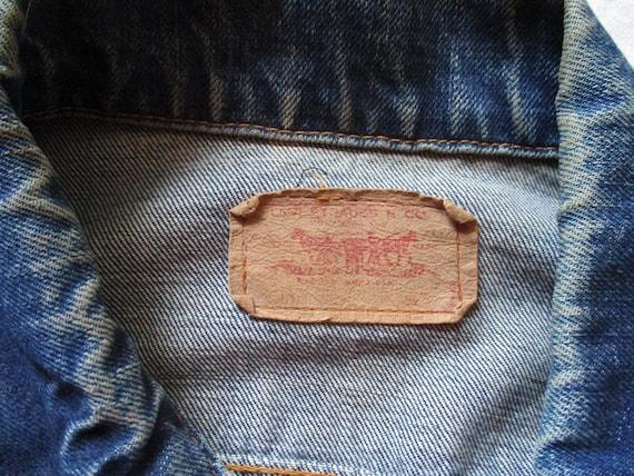 A Big E Levis Jacket - image 2