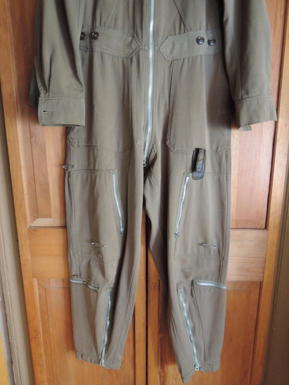 1940s Original Flight Suit
