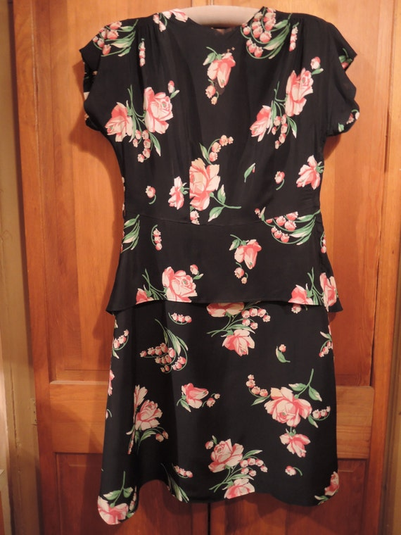 An Exciting Rayon Dress