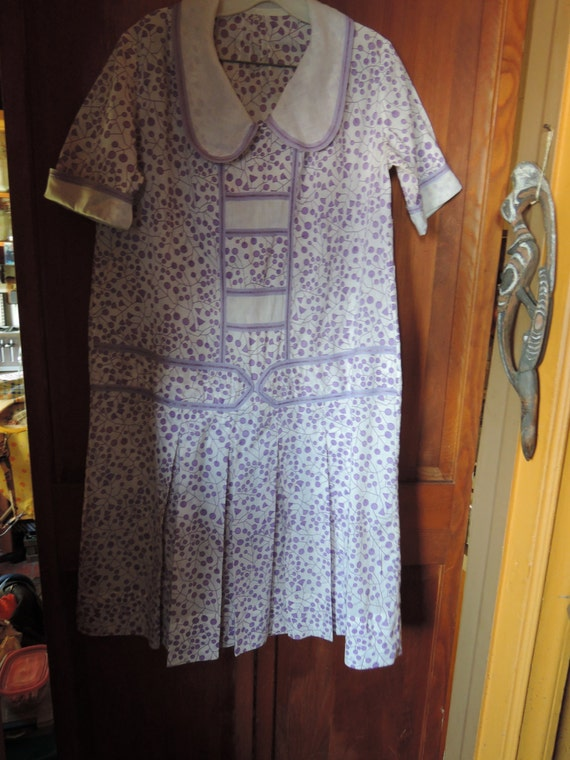Authentic 1920'a Day Dress