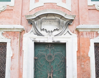 Venice Italy Photography, Vintage Door Photo, Italian Art, Venice Italy Art, Travel Photography, Fine Art Photo, Vintage Decor