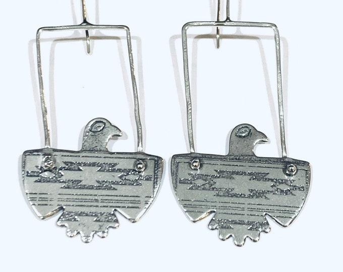 Thunderbird Earrings #1