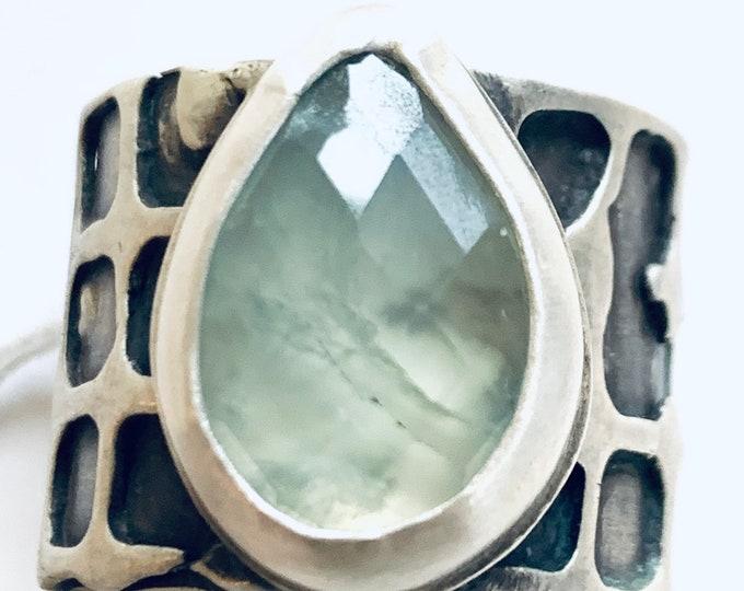 Prehnite Ring #1