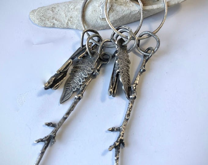 Woodland Earrings #1