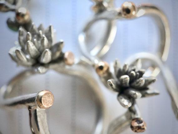 U-Flower Ring #2