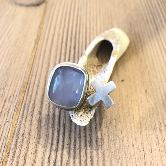 Lunar Blue Ring #2