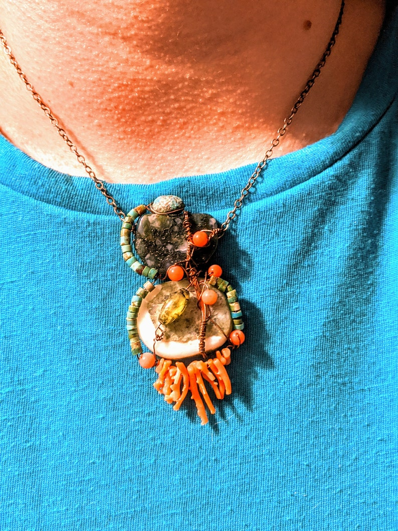 Infinity Fertility Necklace