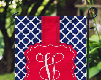Garden Flag - Personalized Garden Flag - Personalized Yard Flag - Custom Flag - Wedding Gift - Housewarming - Hostess Gift - Double Sided