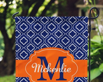 Personalized Garden Flag - Garden Flag - Personalized Yard Flag - RV Flag - Wedding Gift - Housewarming - Hostess Gift - Double Sided Flag