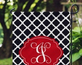 Garden Flag - Personalized Garden Flag - Personalized Yard Flag - RV Flag - Wedding Gift - Housewarming - Hostess Gift - Double Sided Flag