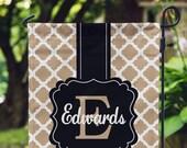 Garden Flag - Personalized Garden Flag - Personalized Yard Flag - Garden Decor - Wedding Gift - Housewarming Gift - Double Sided Flag