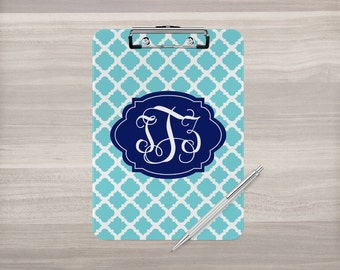 Personalized Clipboard - Monogram Clipboard - Teacher Gift - Custom Clip Board - Nurse Clipboard - Double Sided Clipboard - Coach Clipboard