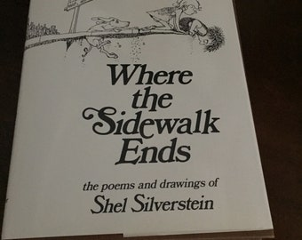 Where sidewalk ends etsy fandeluxe Choice Image