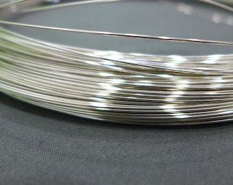 Länge 10m Silberdraht Stärke 0,6mm