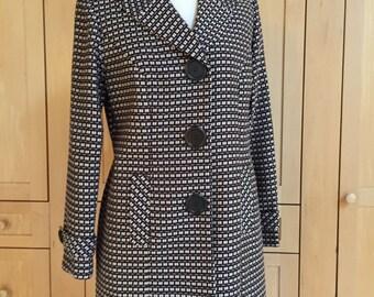Nubby Knit Coat