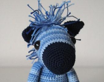 PJ het pyjama paard (haakpatroon NL)