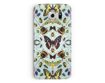 Galaxy S8 Case, Samsung S7 Case, Butterfly Phone case, Note 8 cover, S9 Case, S6, Pretty Samsung case, shabby Phone case, samsung phone case