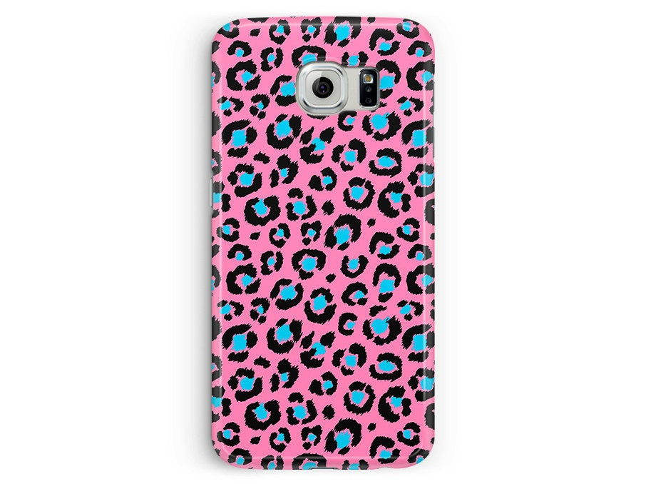 official photos 136d5 4b99e S9 Phone Case, Case for Samsung Galaxy S8, Leopard Print Phone case, Galaxy  S7 Case, Galaxy S9 Case, Pink Samsung, Leopard Skin Phone Cover