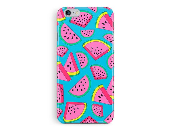 sneakers for cheap aad5b e5083 Watermelon iPhone 6 Case, iPhone 6 Cover, case for iphone 6, melon pattern  case, iPhone 6 case, Cute Girly iPhone 6 case, Womens Phone Case