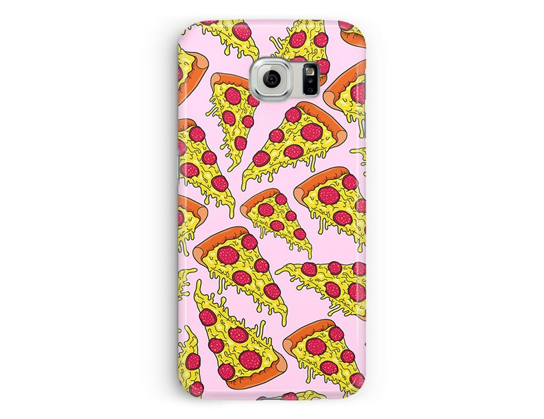 samsung s8 phone case pizza