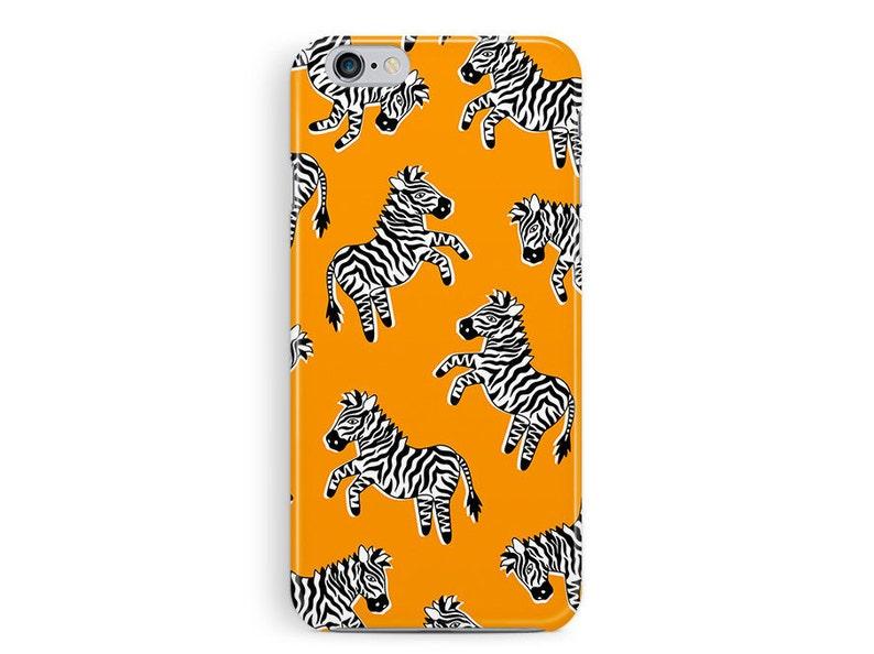 Zebra iPhone case Cute iPhone Case Kawaii iPhone Case  ac64c95aa
